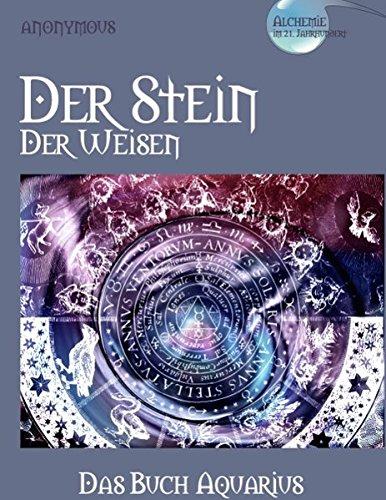 Der Stein der Weisen: Author, Anonymous