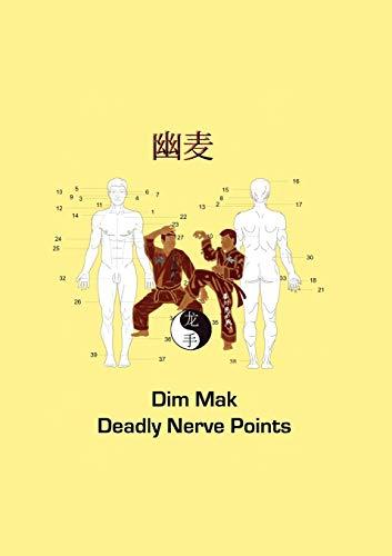 9783842384552: Dim Mak Deadly Nerve Points