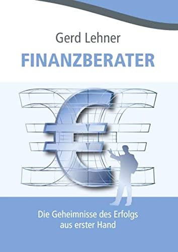 Finanzberater: Gerd Lehner
