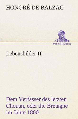 9783842403307: Lebensbilder II (TREDITION CLASSICS)