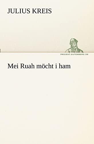 Mei Ruah m: Julius Kreis