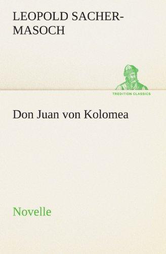 9783842412507: Don Juan von Kolomea (TREDITION CLASSICS)