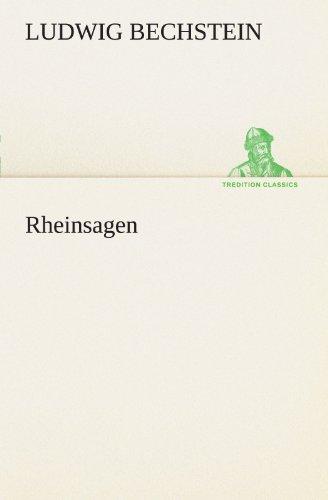 9783842414419: Rheinsagen (TREDITION CLASSICS) (German Edition)