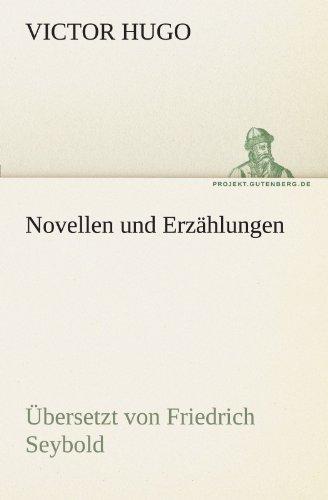 9783842417465: Novellen und Erzählungen (TREDITION CLASSICS)