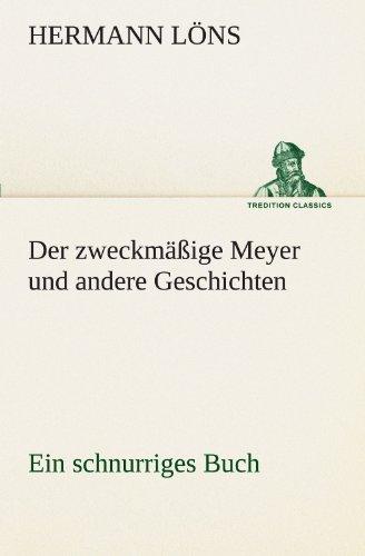 Der zweckm: Hermann Lons