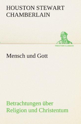 9783842419261: Mensch und Gott (TREDITION CLASSICS)