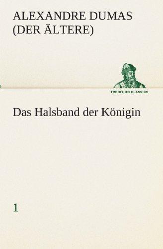 9783842419940: Das Halsband der Königin - 1 (TREDITION CLASSICS)