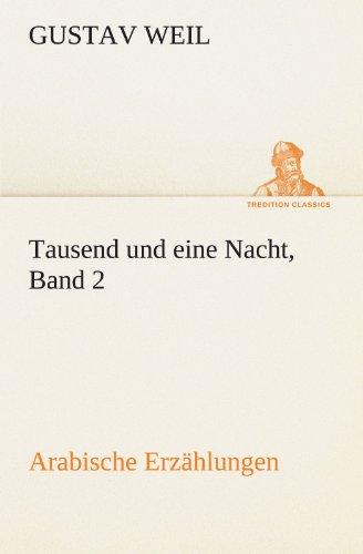 9783842421714: Tausend und eine Nacht, Band 2 (TREDITION CLASSICS)