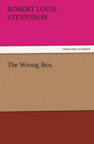 9783842426948: The Wrong Box (TREDITION CLASSICS)