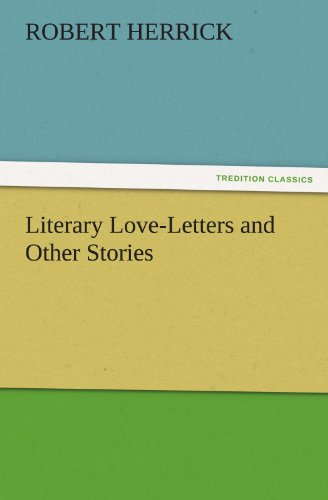 9783842432864: Literary Love-Letters and Other Stories (TREDITION CLASSICS)
