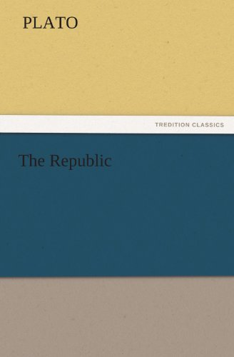 9783842436596: The Republic (TREDITION CLASSICS)
