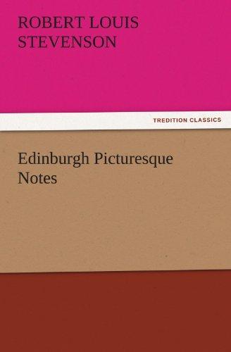 9783842437449: Edinburgh Picturesque Notes (TREDITION CLASSICS)