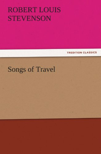 9783842437906: Songs of Travel (TREDITION CLASSICS)