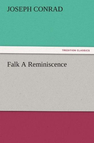 9783842437913: Falk A Reminiscence (TREDITION CLASSICS)