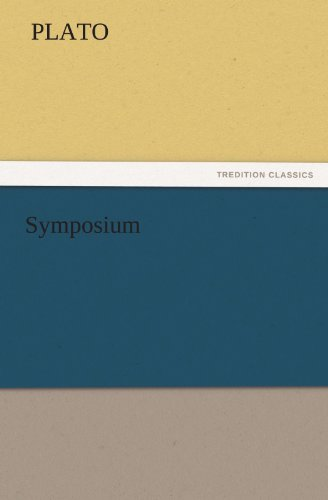 9783842440210: Symposium (TREDITION CLASSICS)