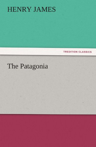 9783842442702: The Patagonia (TREDITION CLASSICS)