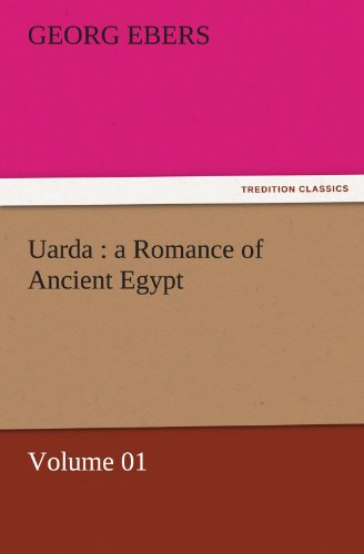 9783842457782: Uarda : a Romance of Ancient Egypt — Volume 01 (TREDITION CLASSICS)