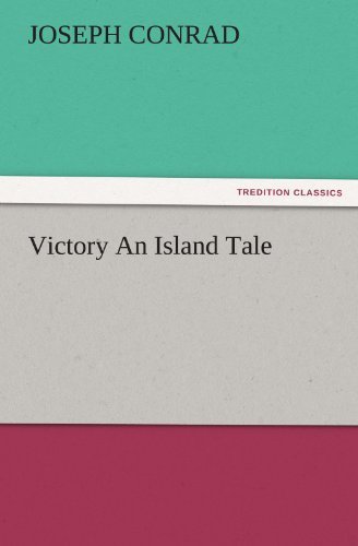 9783842462809: Victory An Island Tale (TREDITION CLASSICS)
