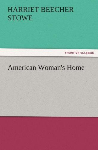 9783842463622: American Woman's Home (TREDITION CLASSICS)