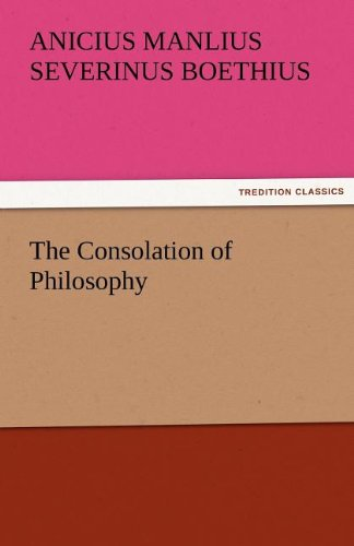 9783842475458: The Consolation of Philosophy