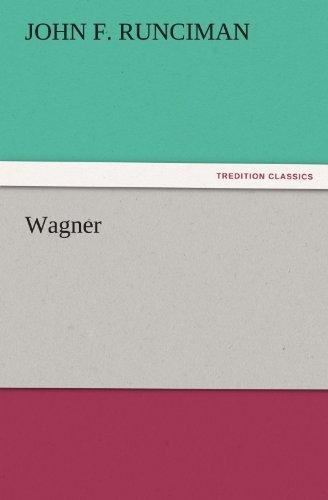 9783842475762: Wagner (TREDITION CLASSICS)