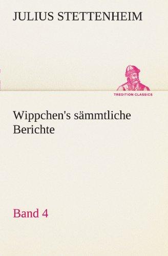 Wippchens s: Julius Stettenheim