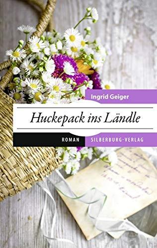 9783842513433: Huckepack ins Ländle: Heitere Bekenntnisse einer Reigschmeckten