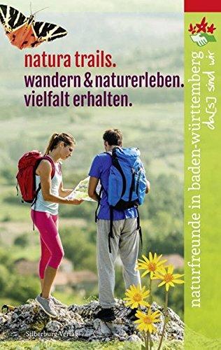 9783842514553: Natura Trails: Wandern & Naturerleben. Vielfalt erhalten