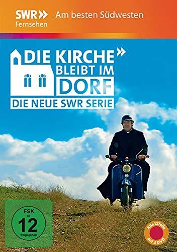 9783842519152: Die Kirche bleibt im Dorf: Eine Schwabensaga in 12 Teilen auf 3 Video-DVDs [Alemania]