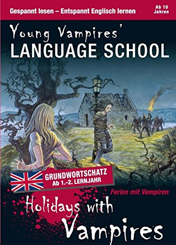 9783842700109: Holidays with Vampires: Sprachen lernen mit Krimis