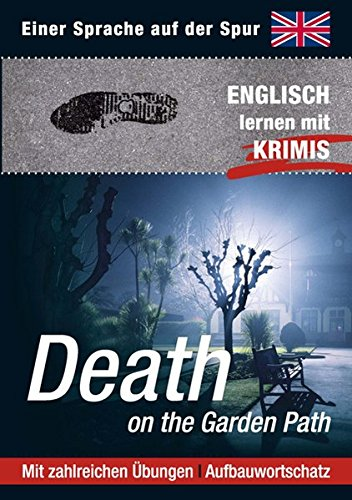 9783842700123: Death on the Garden Path: Sprachen lernen mit Krimis
