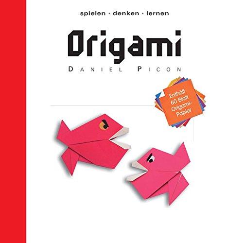 9783842702264: Spielen - Denken - Lernen: Origami