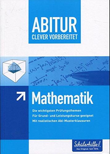 9783842703650: ABITUR - clever vorbereitet - Mathematik