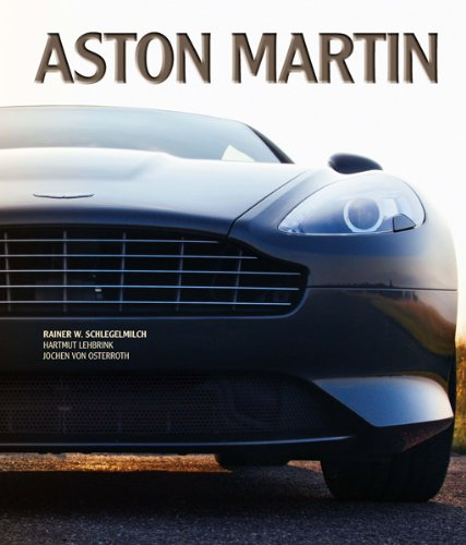 9783842705487: Aston Martin