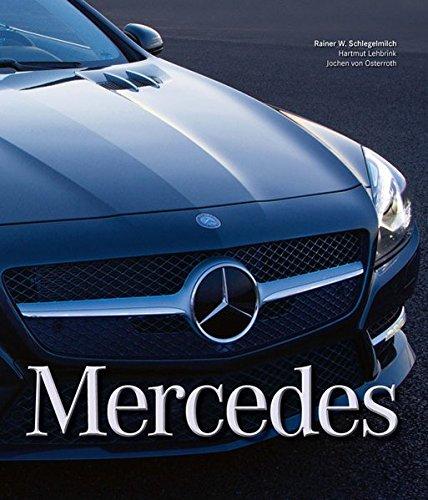 9783842705494: Mercedes