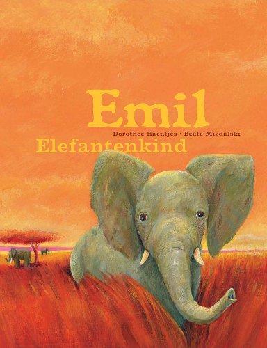 9783842706187: Emil Elefantenkind