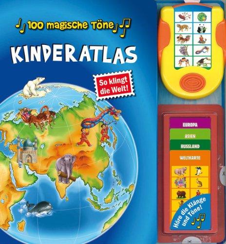 9783842706781: Soundbuch Kinderatlas