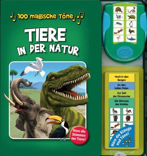 9783842706811: Soundbuch Tiere in der Natur