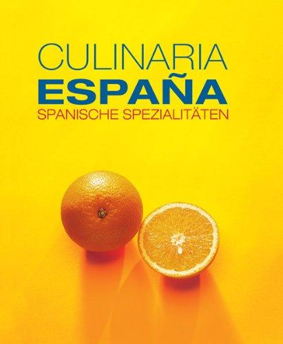 9783842706835: Culinaria Espana: Spanische Spezialitäten