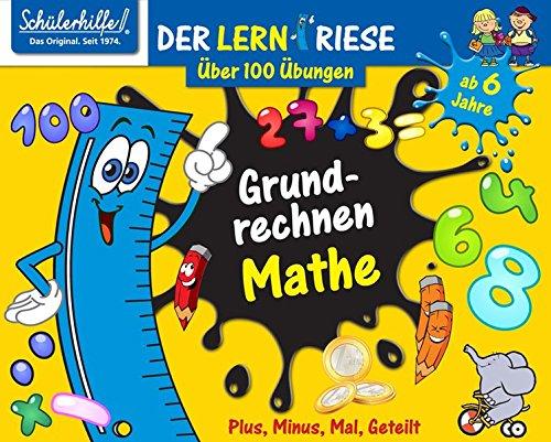9783842707450: Der Lernriese - Grundrechnen Mathe