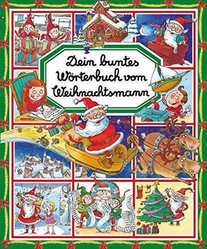 9783842708891: Dein buntes Wörterbuch vom Weihnachtsmann