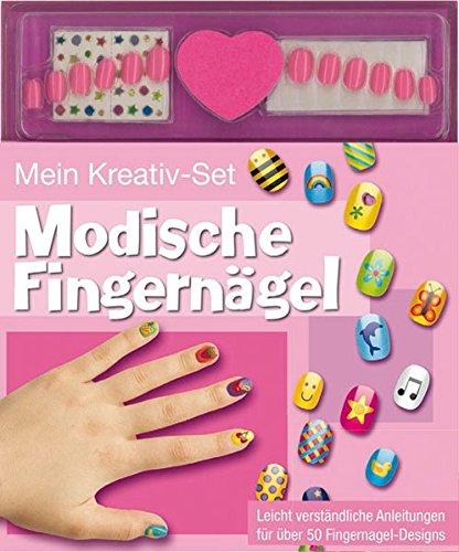 9783842709140: Mein Kreativ-Set: Modische Fingernägel