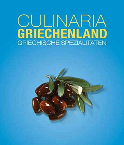 9783842711402: Culinaria Griechenland