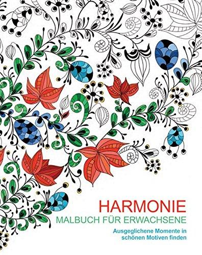 9783842715202: Malbuch für Erwachsene: Harmonie