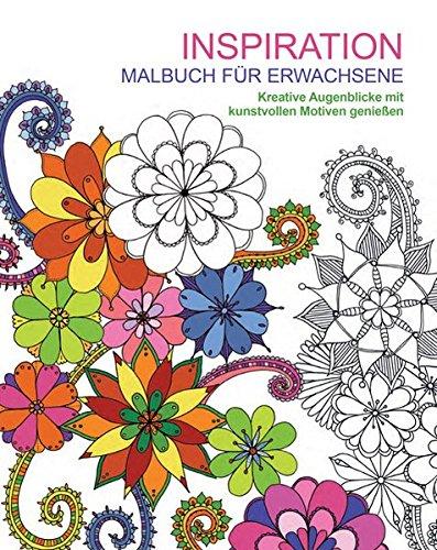 9783842715219: Malbuch für Erwachsene: Inspiration