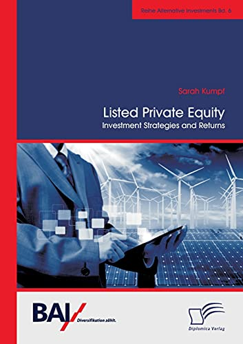 9783842889484: Listed Private Equity: Investment Strategies and Returns