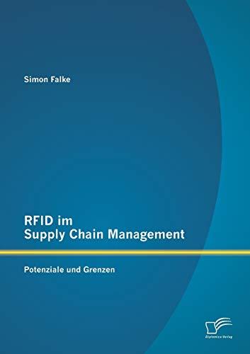 9783842895539: Rfid Im Supply Chain Management: Potenziale Und Grenzen