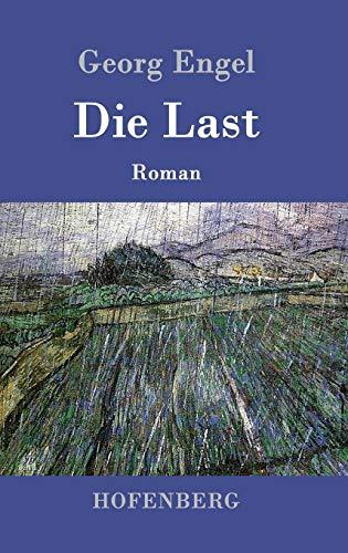9783843014533: Die Last