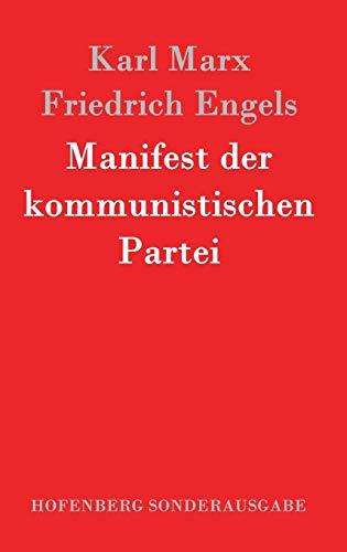 9783843015066: Manifest der kommunistischen Partei