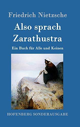 9783843015103: Also Sprach Zarathustra (German Edition)